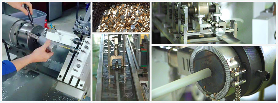 Brass fittings & Pipe factory