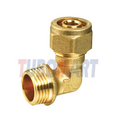 Compression Fitting Elbow