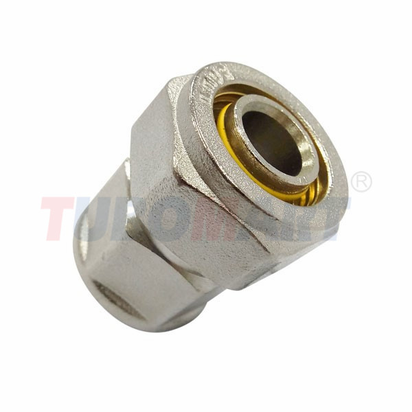 Female straight fitting pap pipes multilayer