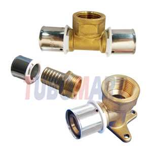 Pex Press Fittings