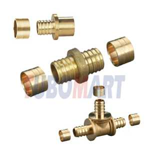 Pex Sliding Fittings (Spanish Style) | 140 Series