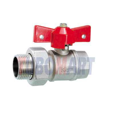Female Brass ball valves