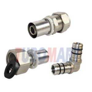 Pex-Al-Pex Press Fittings (U Type)