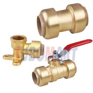 Pex Push Fittings