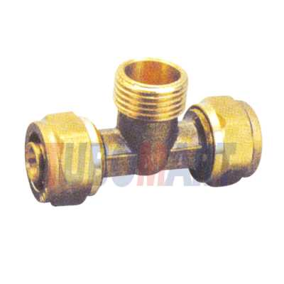 Tee Compression Fitting