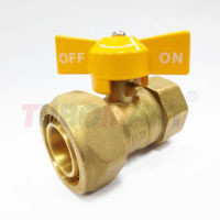 Butterfly Handle Ball Valve F