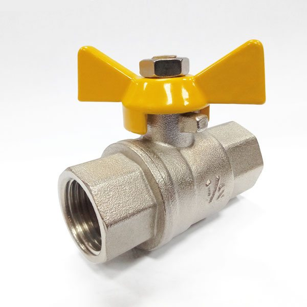 Butterfly Gas Ball Valve