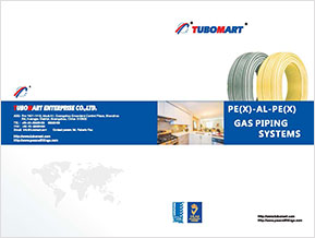 Tubomart Catalog Gas Pipe and Fittings
