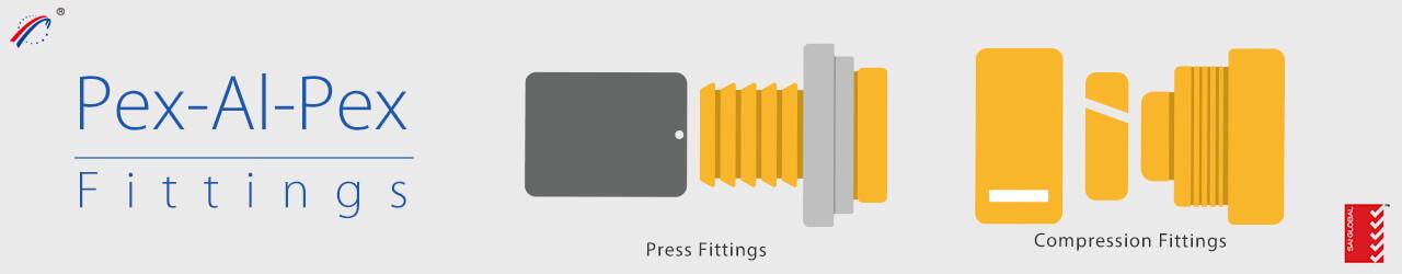 Pex-Al-Pex Fittings manufacturer