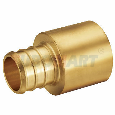 Pex x Copper Pipe Adapter