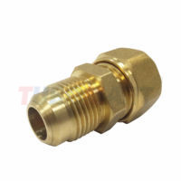 Straight Screw Fittings For PAP Pipes