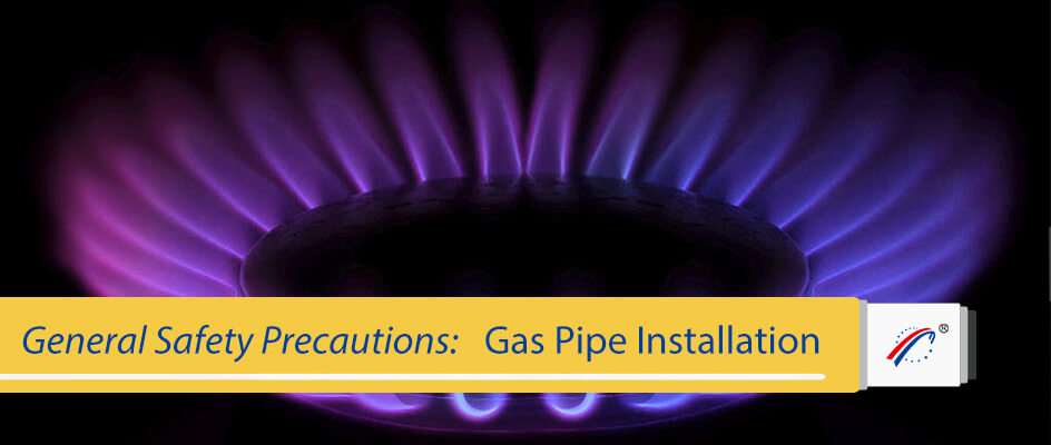 Gas Pipe Installation