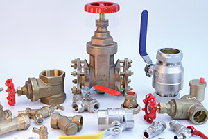 What are the differences about plumbing valves