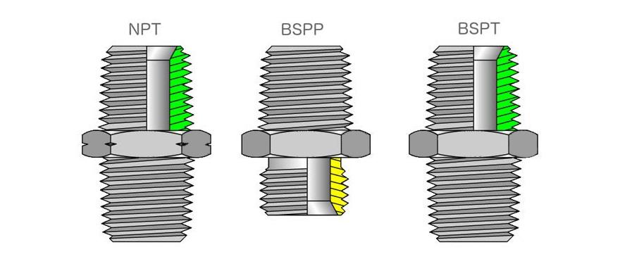 NPT vs BSP