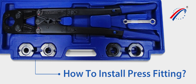 How To Install The Press Fitting